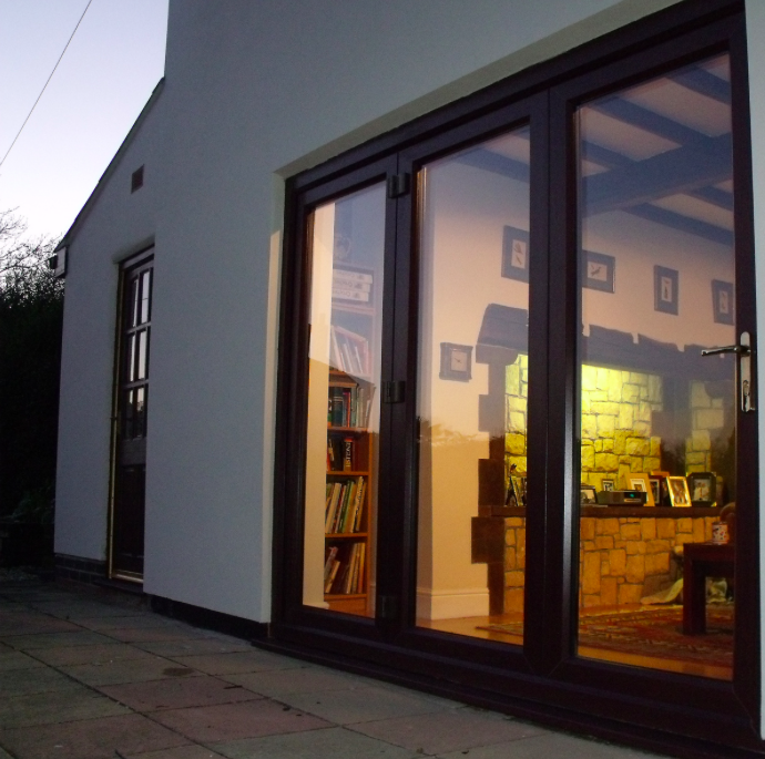Bi-fold Door Fitting Rugby