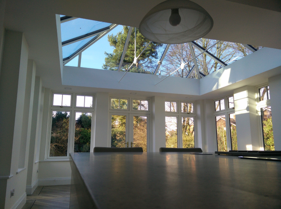 Roof Lantern Warwickshire